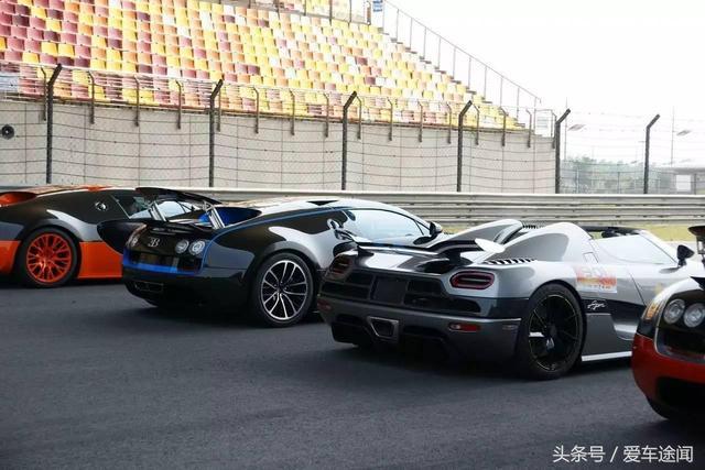 炫富谁不会 国民老公我不要 要做就做全中国最会玩车的富二代
