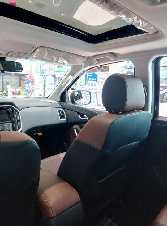 野性十足、硬实力的SUV,驭胜S350自驾游体验