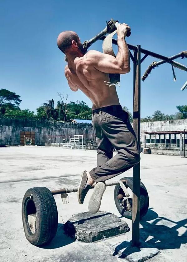 身材堪比健美运动员的好莱坞巨星TOP5