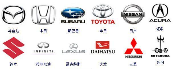 日本竟有这么多汽车品牌,很多人可能只认识10个!