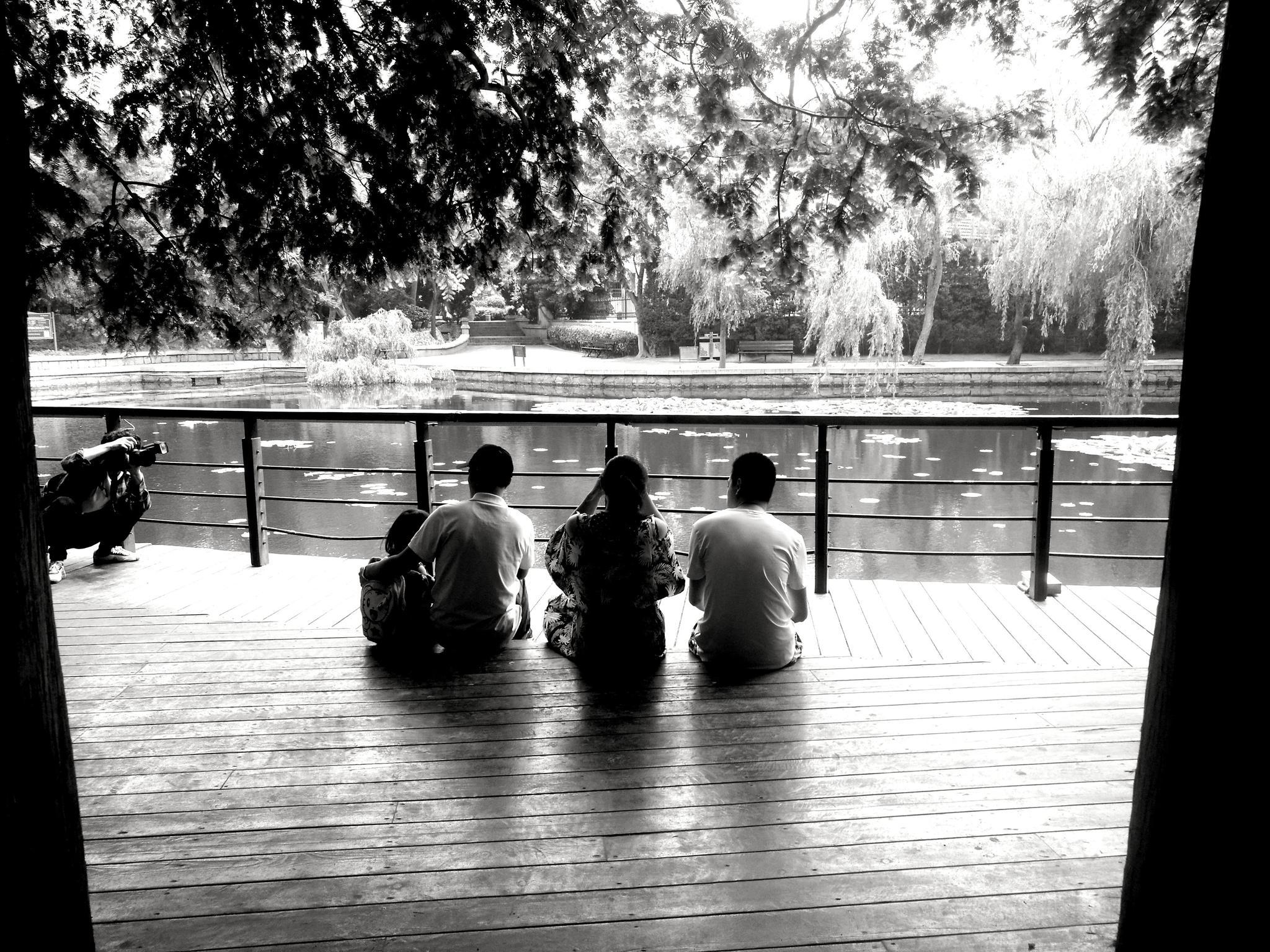 小公园晨拍