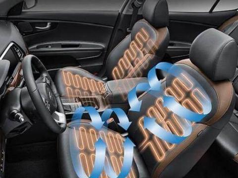 为什么汽车<em>座椅</em>只有加热<em>功能</em>没有<em>通风</em><em>功能</em> 看看这个就懂了