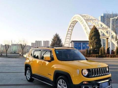 jeep自由侠,小巧玲珑城市SUV,你喜欢吗