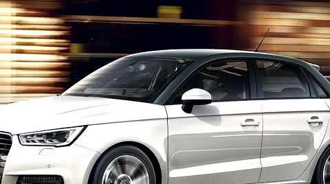 奥迪品牌旗下最具活力、最迷你的车型,奥迪A1