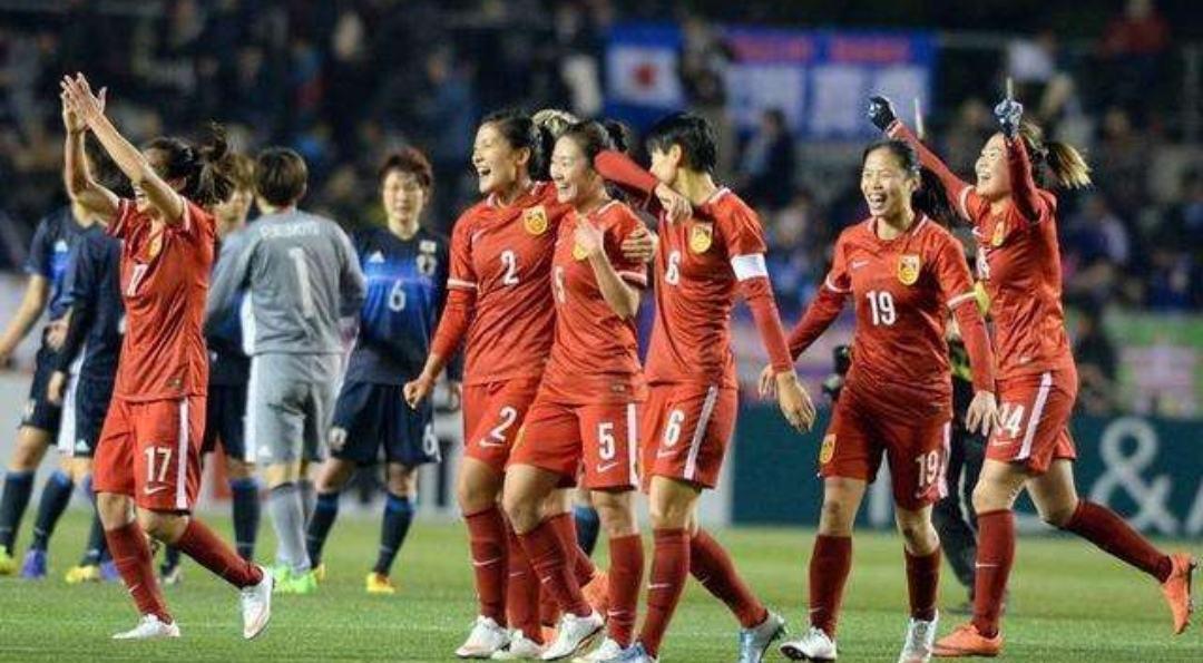 中国女足:有辉煌有低谷,但从不放弃努力