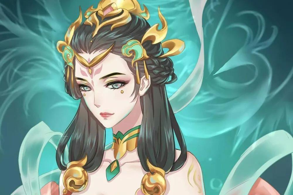 王者荣耀:杨玉环到底应该怎么玩?辅助装还是法师装?