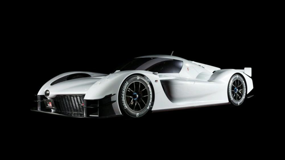 输出1000马力 丰田GR超跑概念车发布  