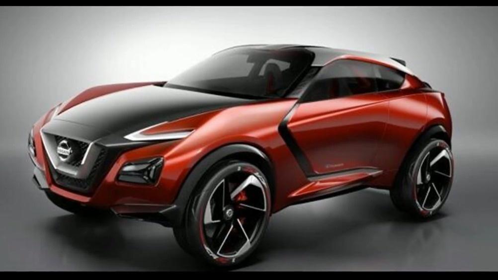 日产全新紧凑型SUV概念车发布  