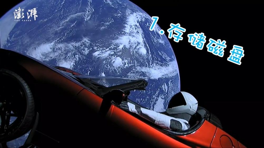 【马斯克的太空情结,都藏在了这辆跑车里】2月6日,SpaceX的猎鹰重型...