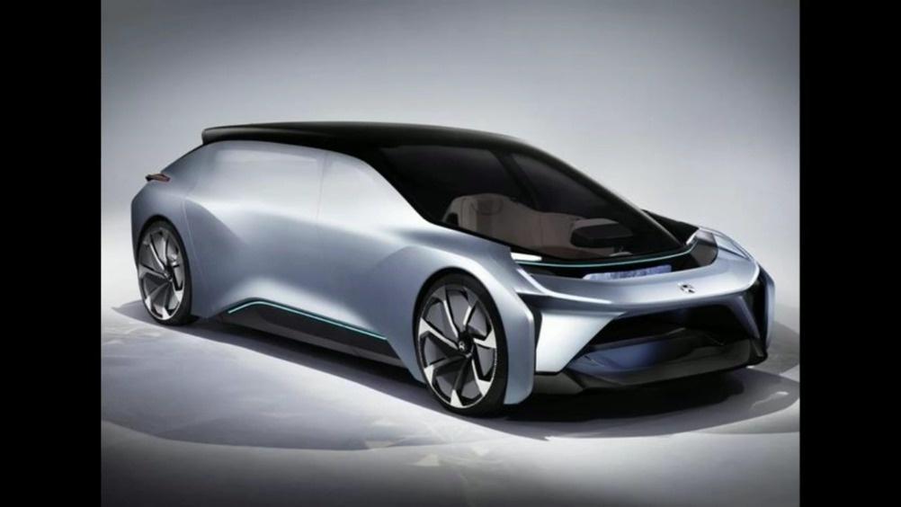 无人驾驶的移动生活空间 蔚来EVE概念车发布  ?