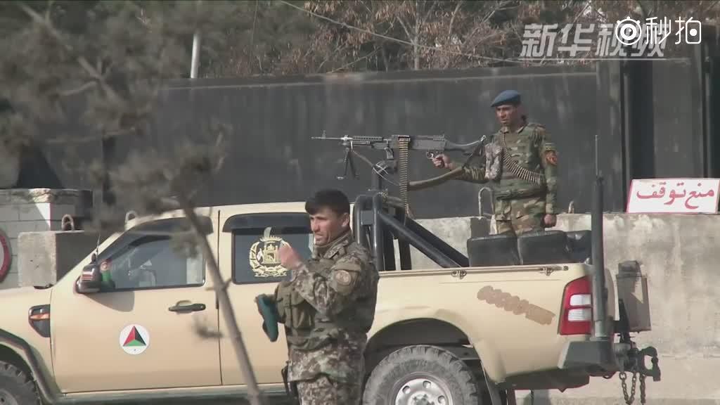 阿富汗国家安全局培训中心遭袭