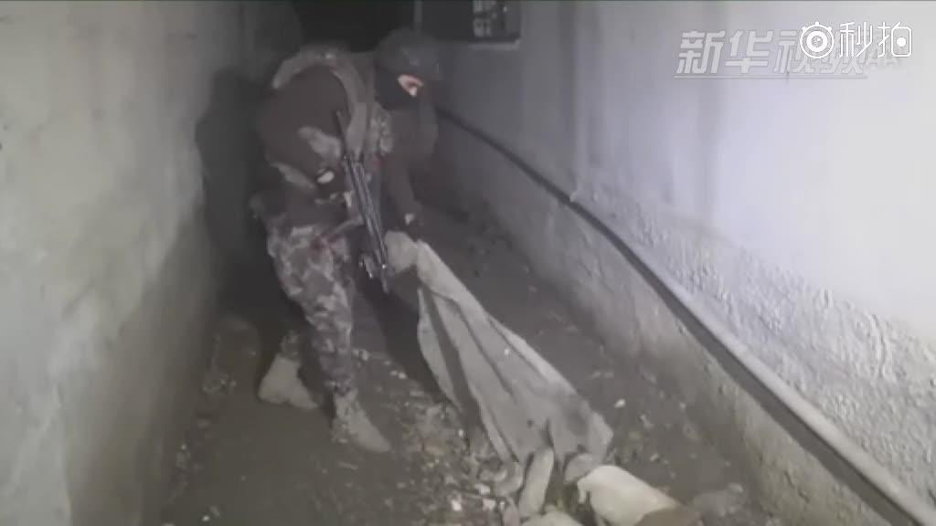 土耳其警方挫败一起新年恐袭图谋