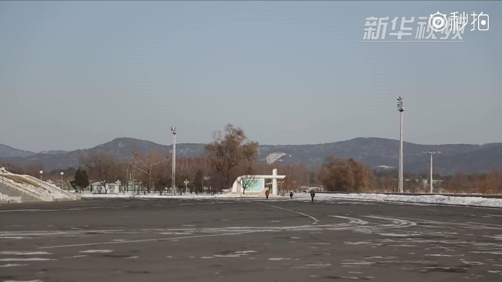 金正恩表示朝鲜有意派团参加冬奥会