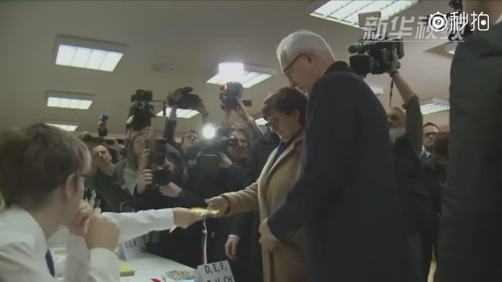 捷克总统选举结果出炉!泽曼赢得连任