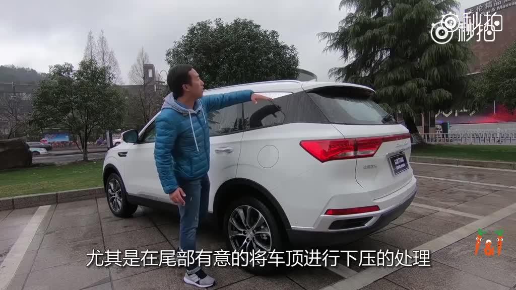 售价低配置高!众泰用原创T500搅动紧凑级SUV市场!