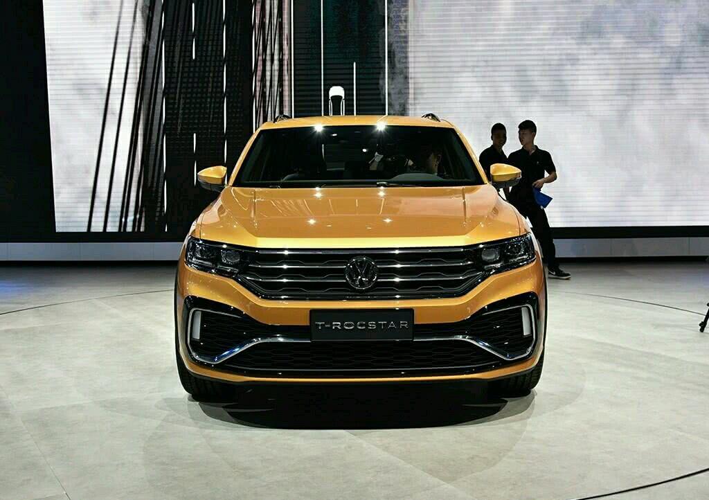 大众首款紧凑型SUV有望搭载1.4T发动机