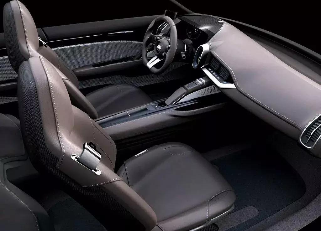 起亚为了挽回国内消费者, 放手一搏, 新车有点奥迪A7的影子