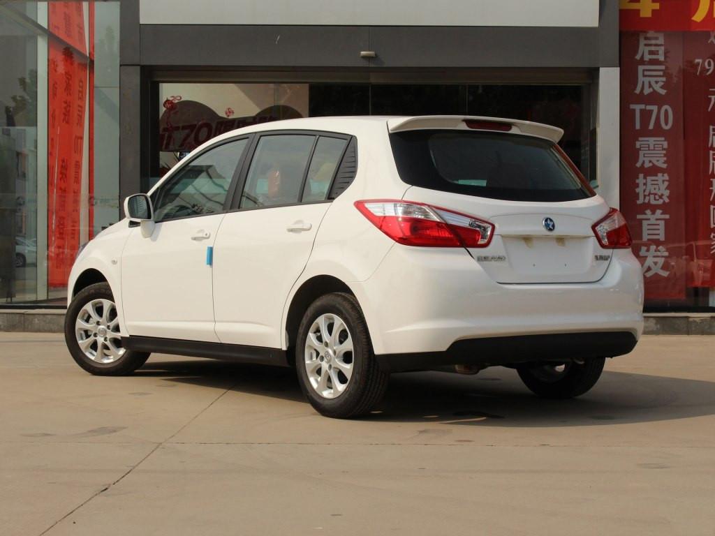 兼备舒适和实用 启辰R50一款家用好车