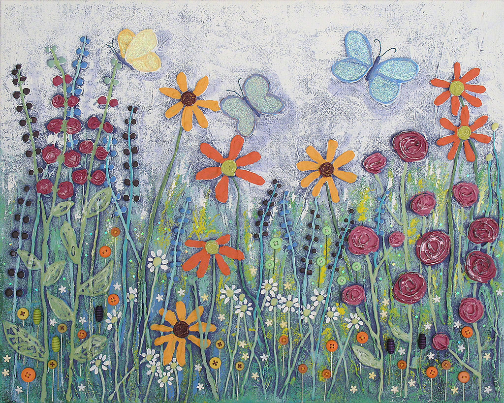 英国艺术家 Josephine Grundy 绘画作品 新浪看点