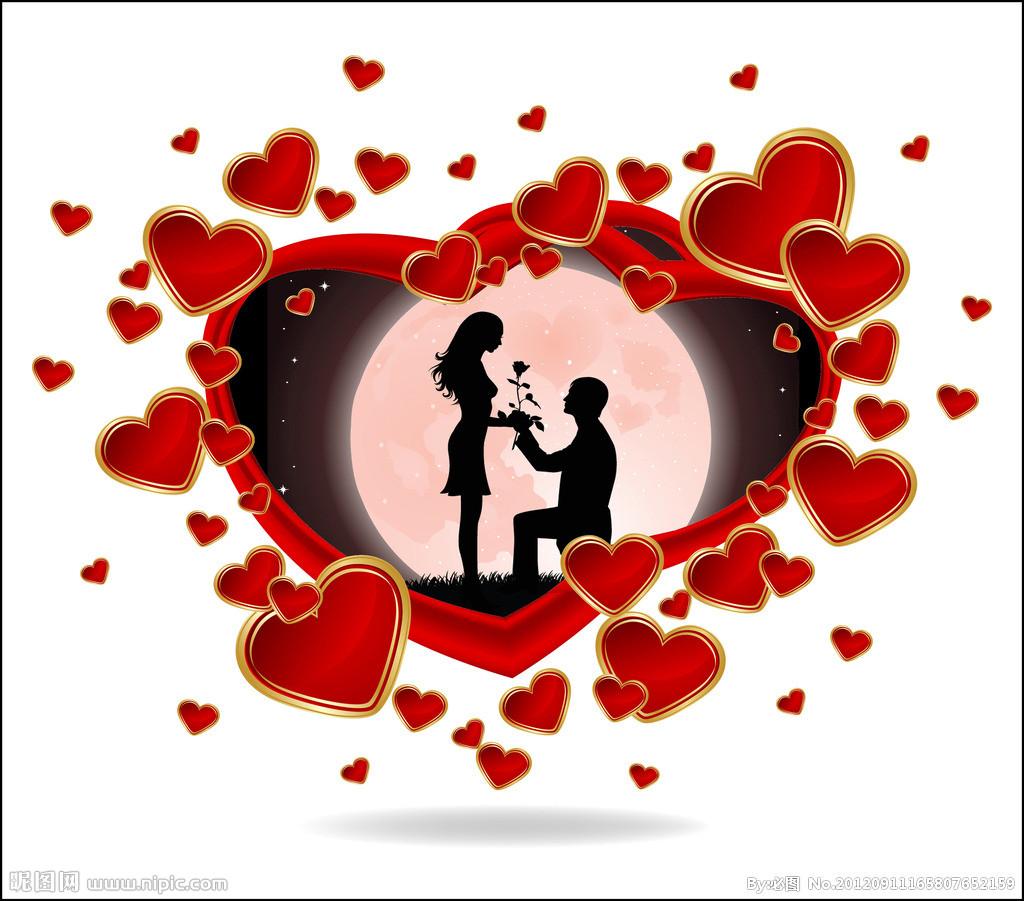 情人节浪漫语录大全,用最真诚的心说出最甜蜜的话语!