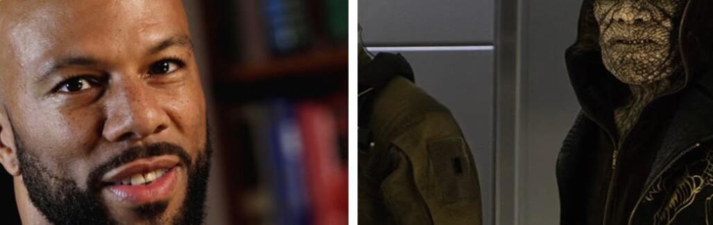 阿德沃尔·阿吉纽依-艾格拜吉饰演拉克纳 在《木乃伊2》中饰演伊莫顿