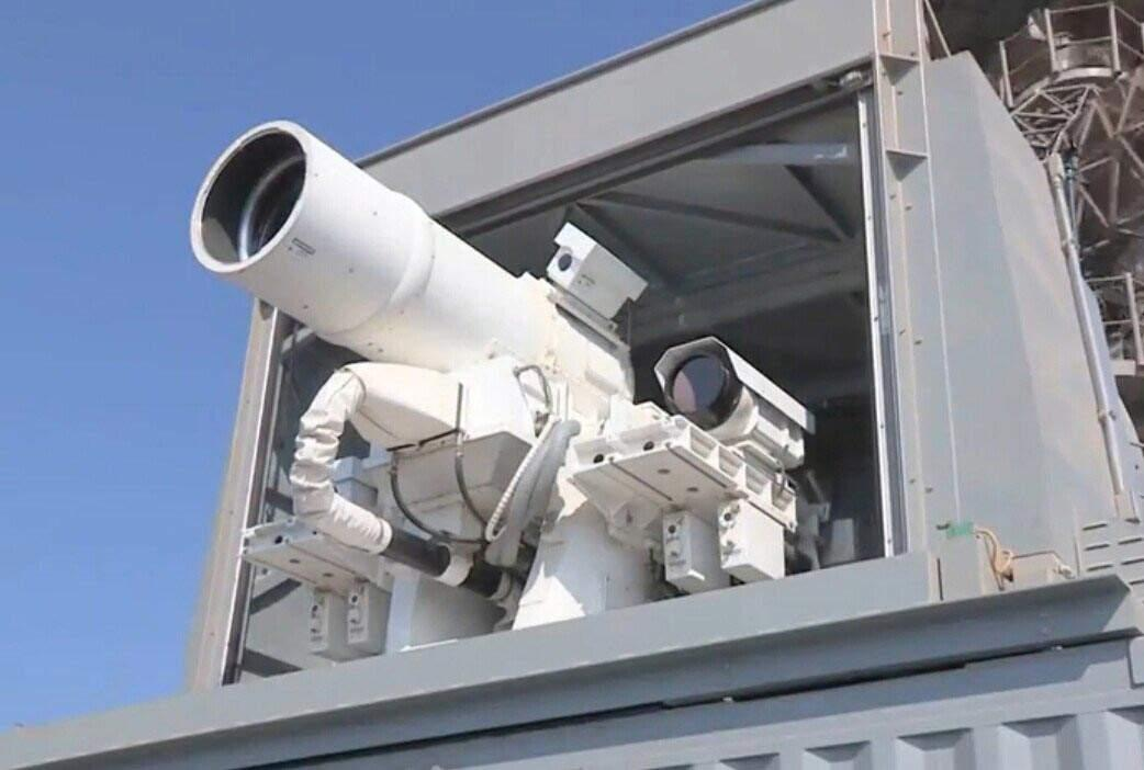 美国军舰安装激光炮,一秒击毁一辆卡车,中国反舰导弹危险了
