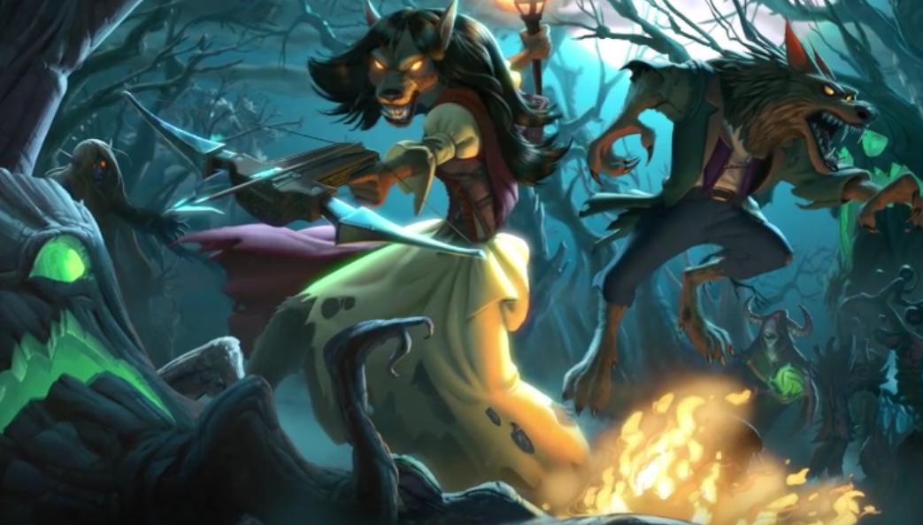 炉石传说:新版本终于来了,女巫森林还有这些新东西,预购大赚