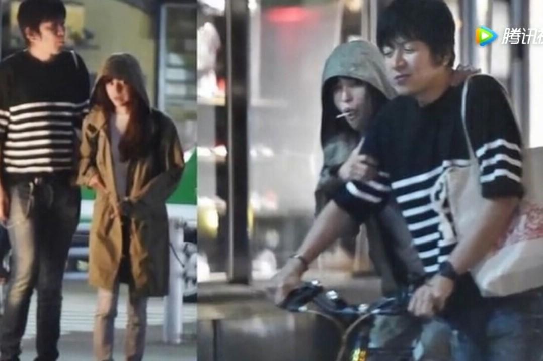 李小璐遇到亮哥是幸运的,日本女星出轨导致丈夫自杀,现过成这样