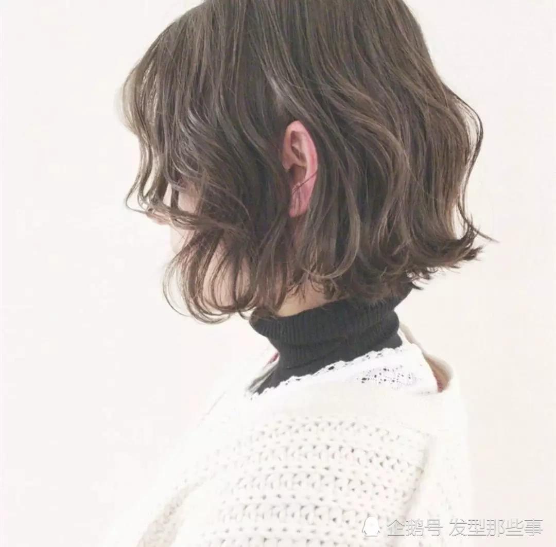 """2018最新流行发型""""齐脸卷"""",有自我不雷同图片"""