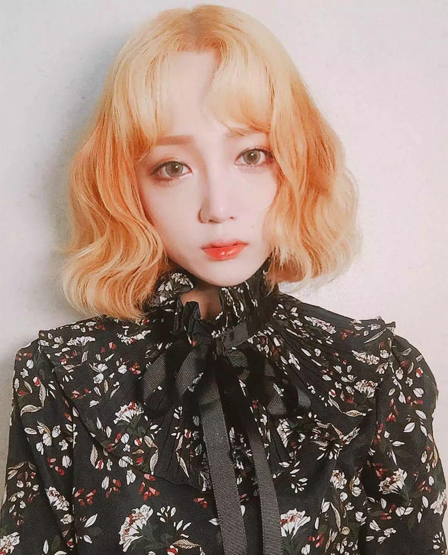 2018年最流行的女生短发