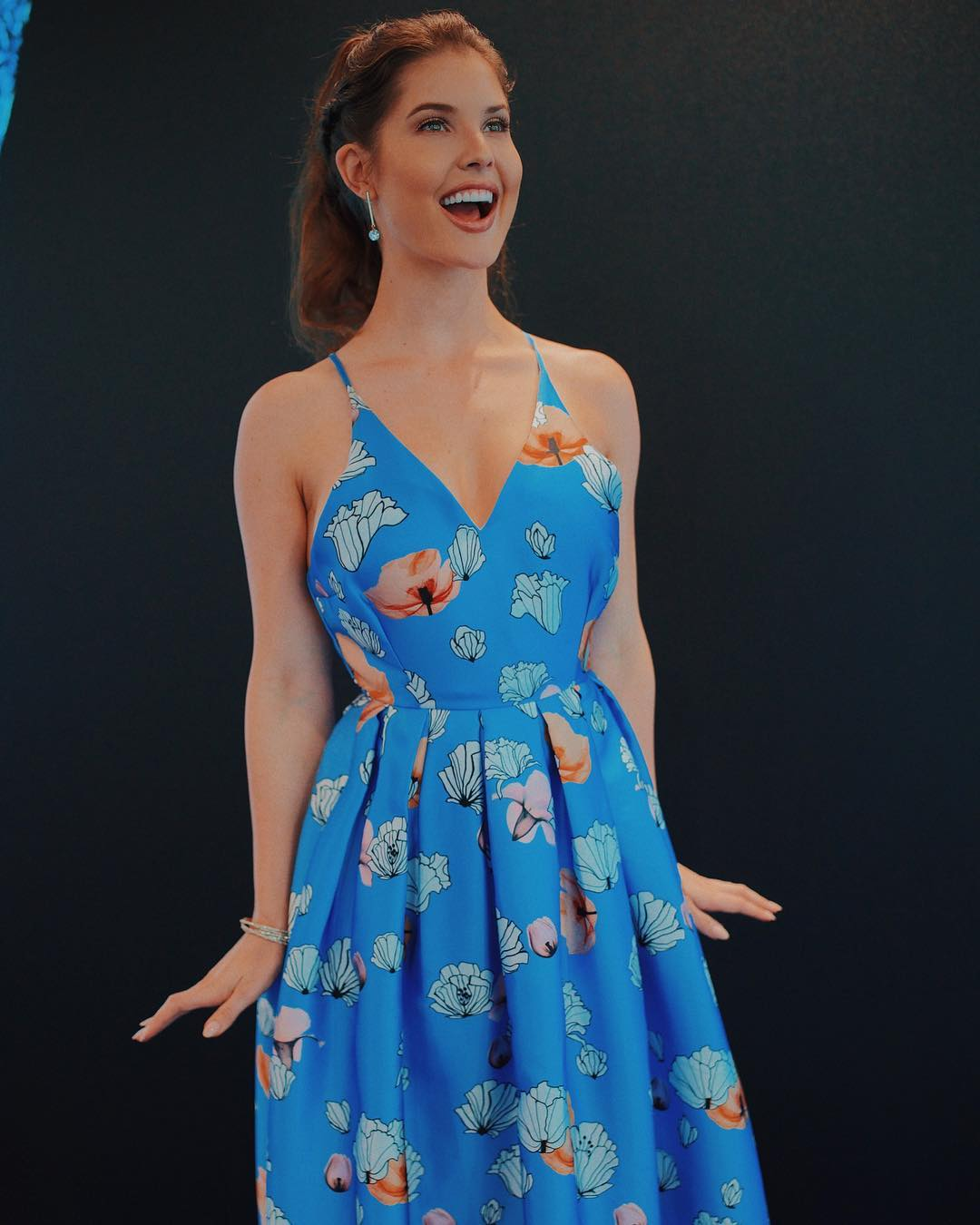 世界名模阿曼达塞尔尼(amanda cerny)摄影照片!