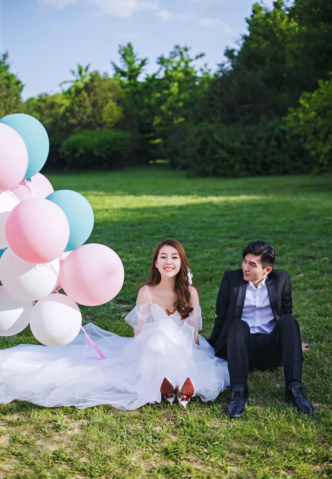 如何让婚纱照拍的更加文艺更加小清新?