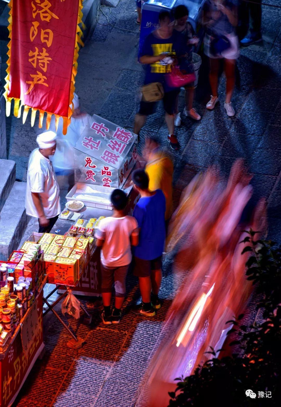 洛阳凭什么会成为河南最有味的古都?真相全在老城的春夏秋冬里图片