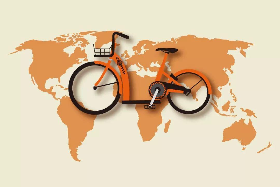 共享单车在短期内遍布全球