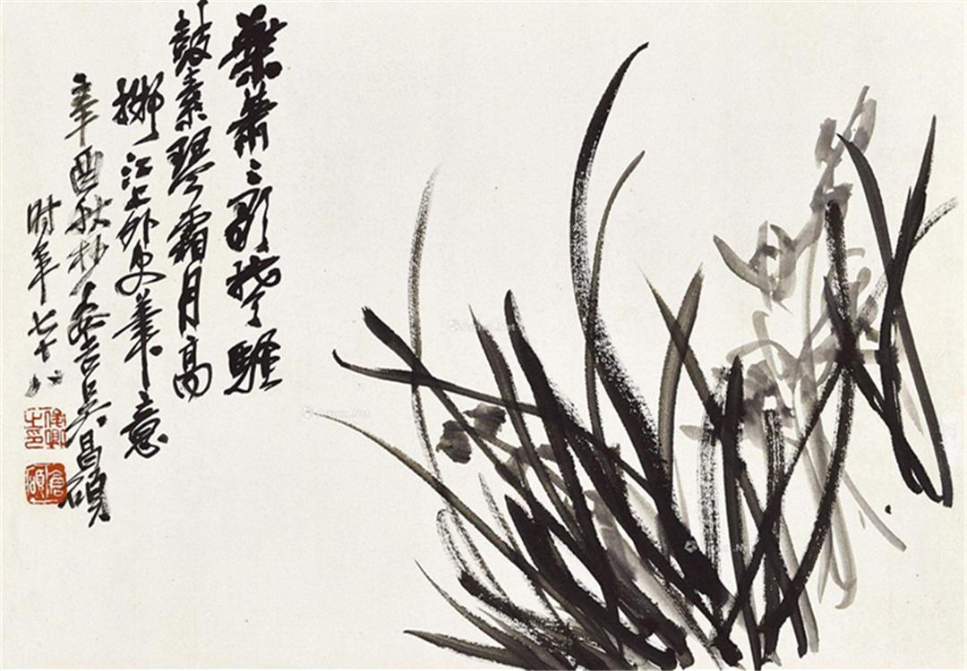 看穿不揭穿也是一种智慧,画家吴昌硕用真迹换赝品