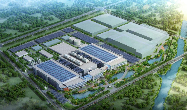 5中环领先半导体大硅片项目 项目概况 天津中环半导体股份有限公司