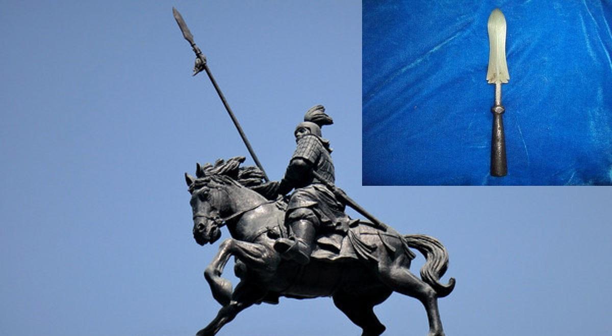 古代四大霸王枪: 没项羽枪, 一杆打到俄罗斯一杆李世民靠它做皇帝