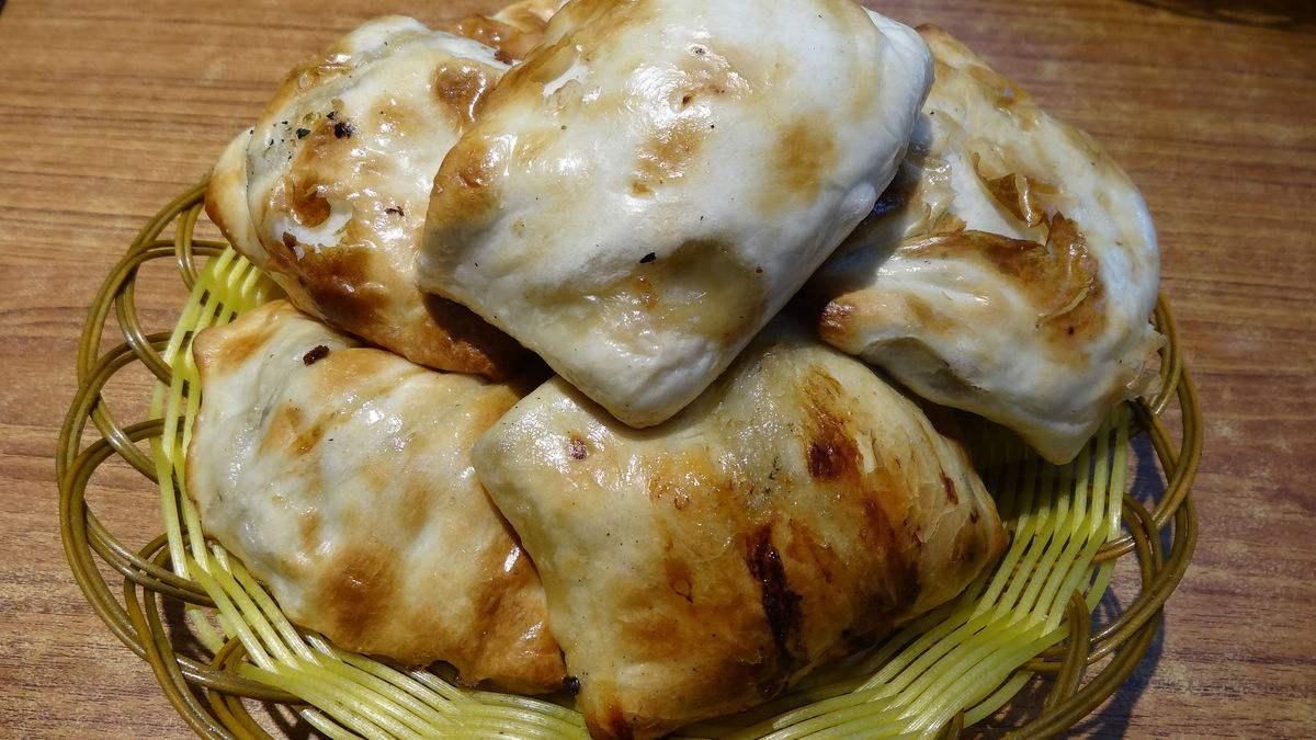 新疆的烤包子