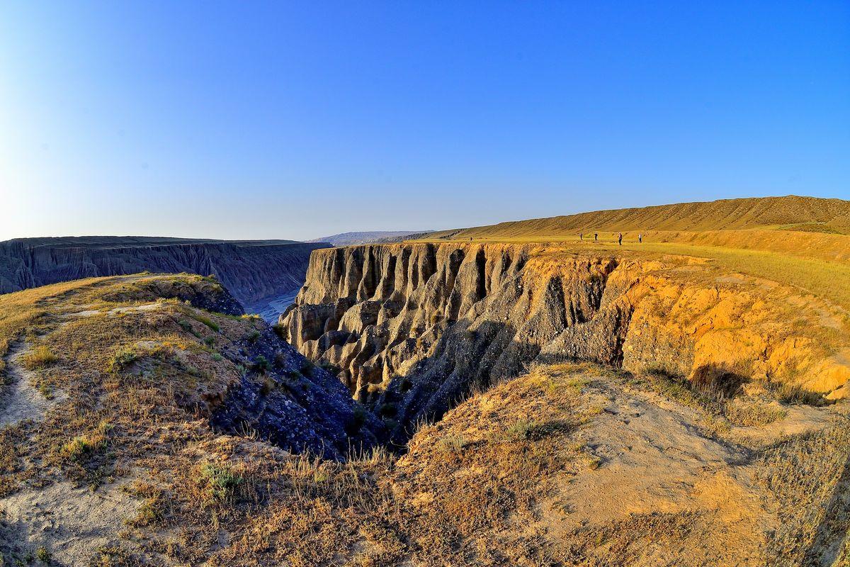 独山子大峡谷,特立独行的荒凉之美,去了就舍不得走