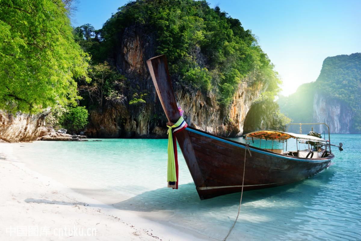 东南亚的小岛——甲米岛