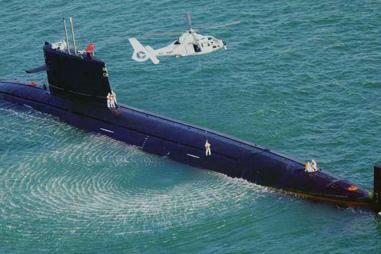 首艘装备锂电潜艇_中国核潜艇_中国096核潜艇