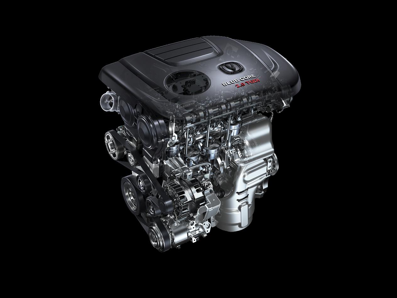 CS95蓝鲸2.0TGDI凭何获十佳发动机?