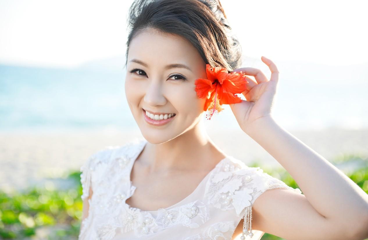 重庆美女明星_遇到这样在你最艰苦,默默付出的女明星老婆让人羡慕