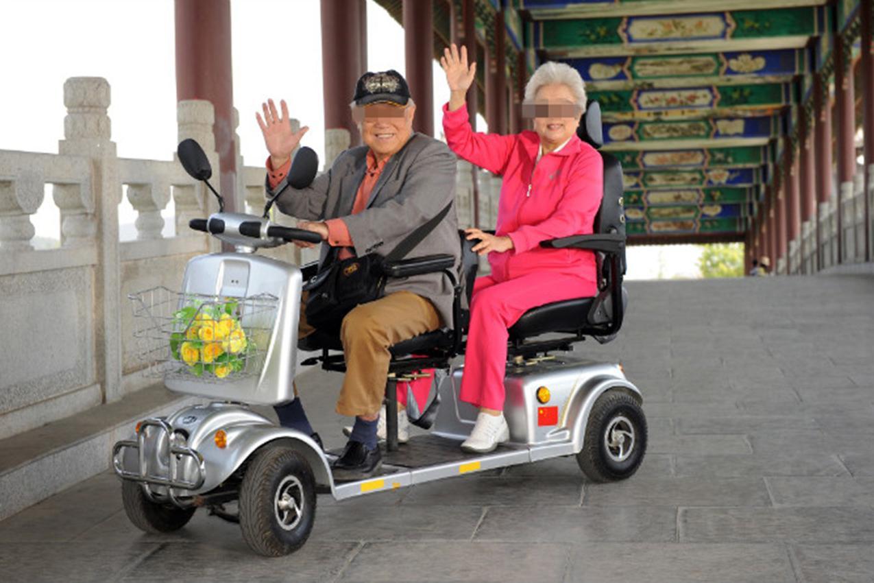 老年代步车被禁止上路,为什么厂商还在大量生产?