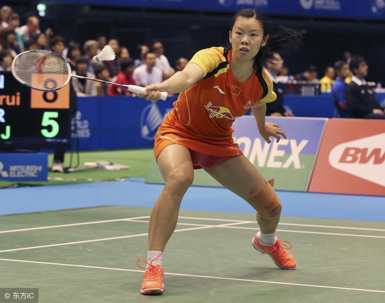 中国女子羽毛球队运动员:李雪芮美女功夫百度贴吧图片