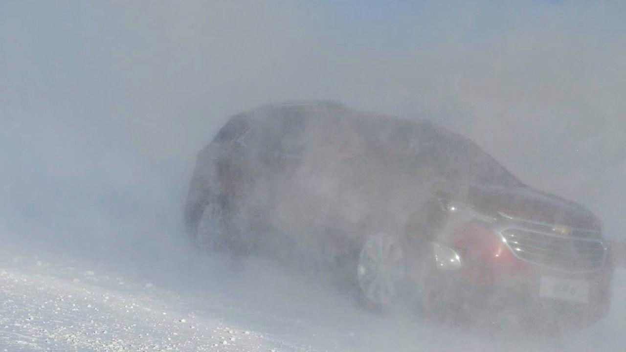 家家都在冰雪试驾,雪佛兰有啥不一样?