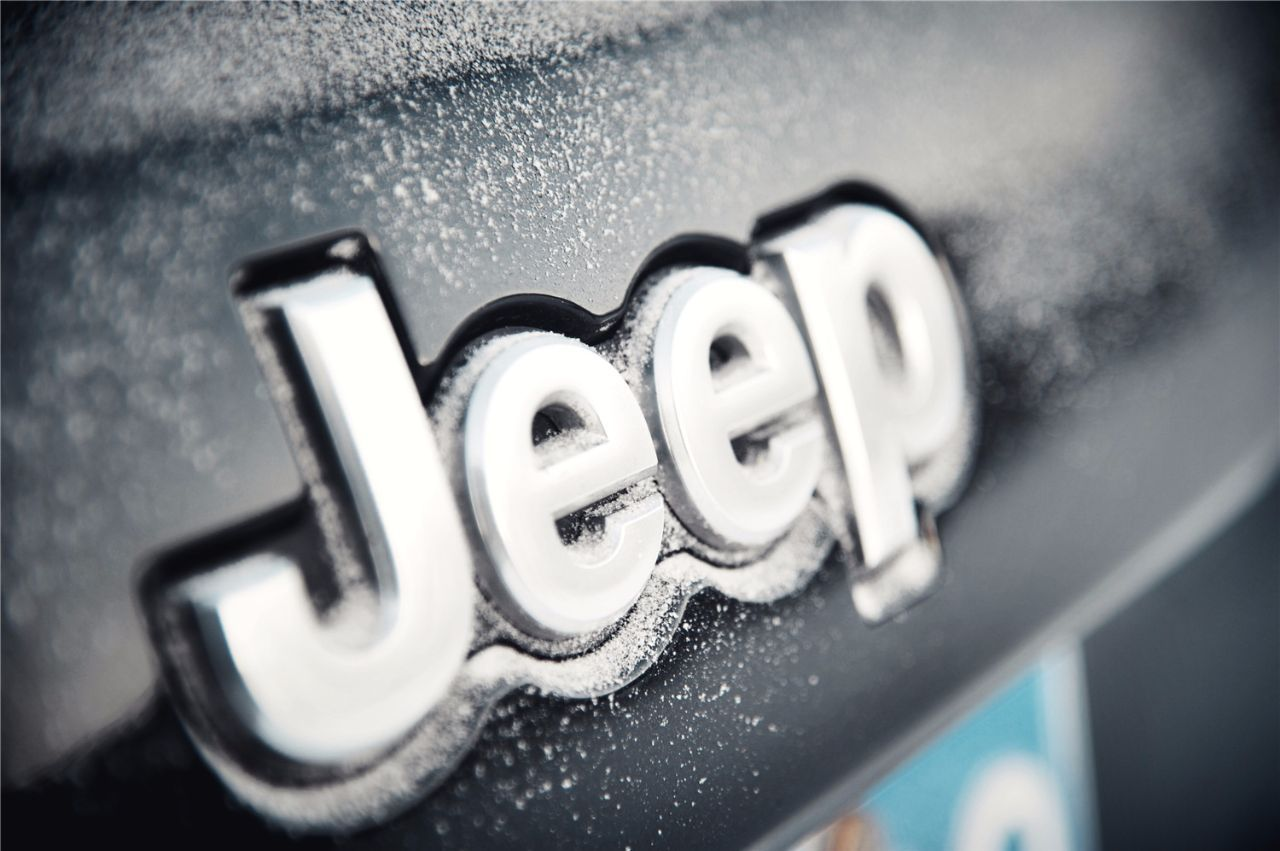 Jeep的四驱,真能在冰雪中更从容吗?
