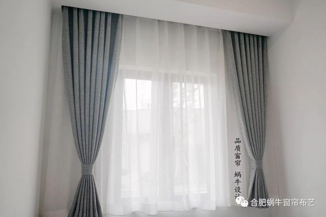 浅灰色壁纸配什么颜色窗帘 装饰