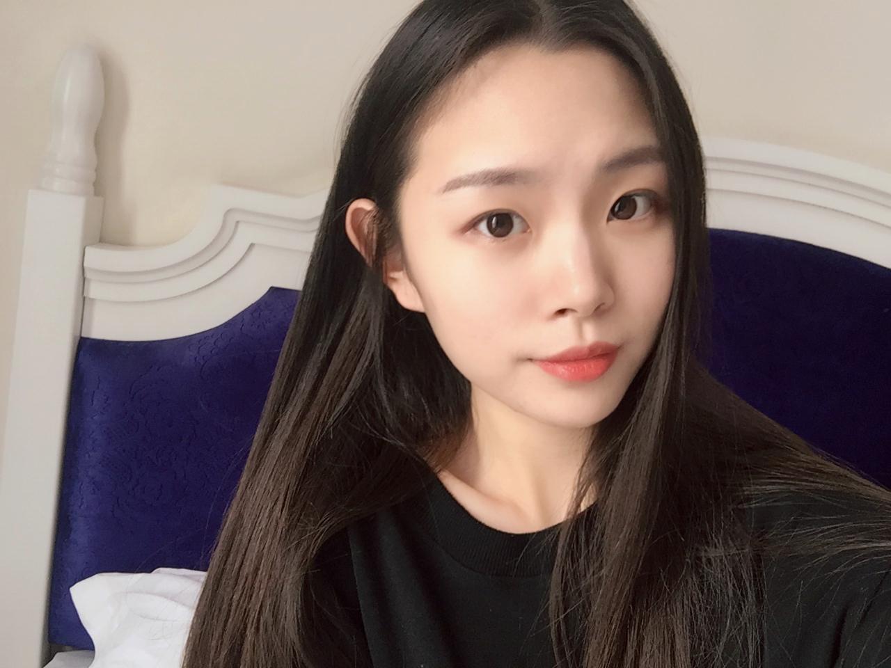 校花美女 马昊琳 现就读于北京市音乐舞蹈学校 18届表演艺考生