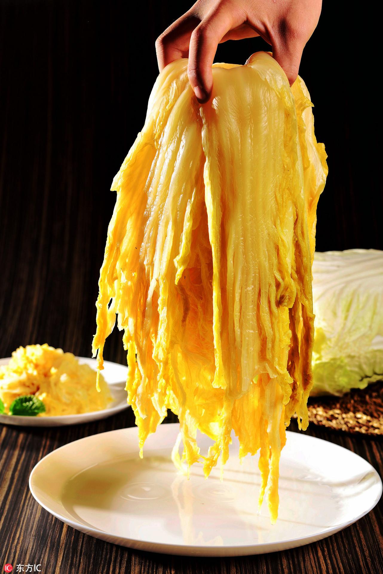 乳酸菌制造黑大酸菜 走進舌尖3后火了!